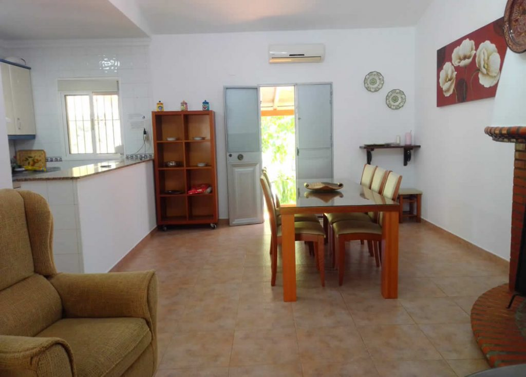 casa rural con piscina para 8 personas sierra grazalema