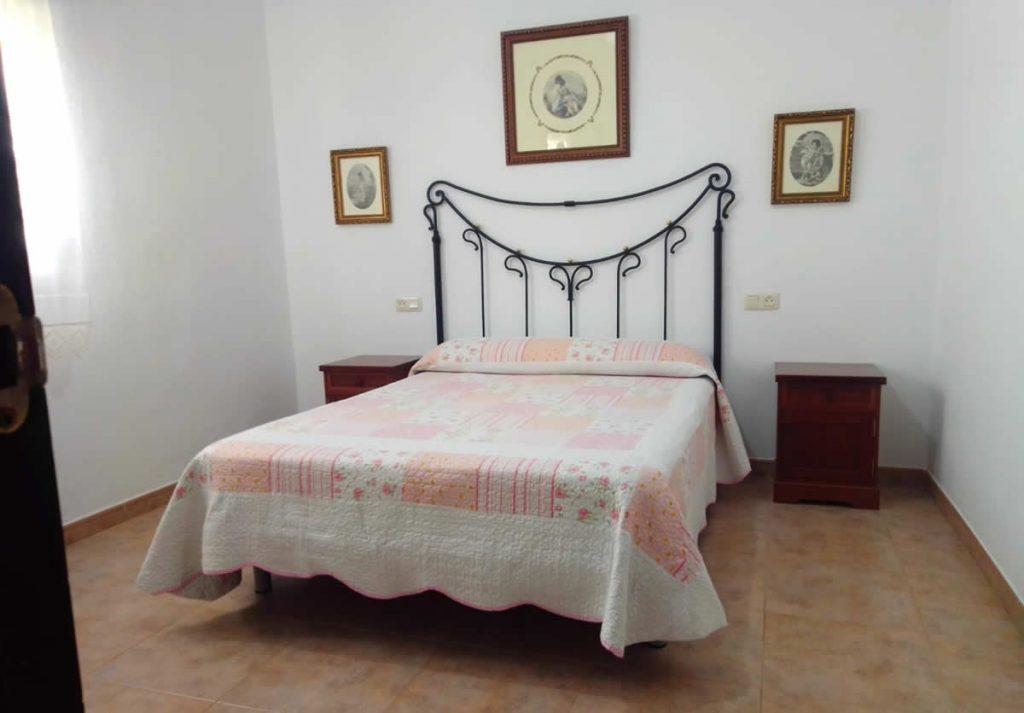 Alojamiento rural casa haza de los fresnos Sierra de Cadiz